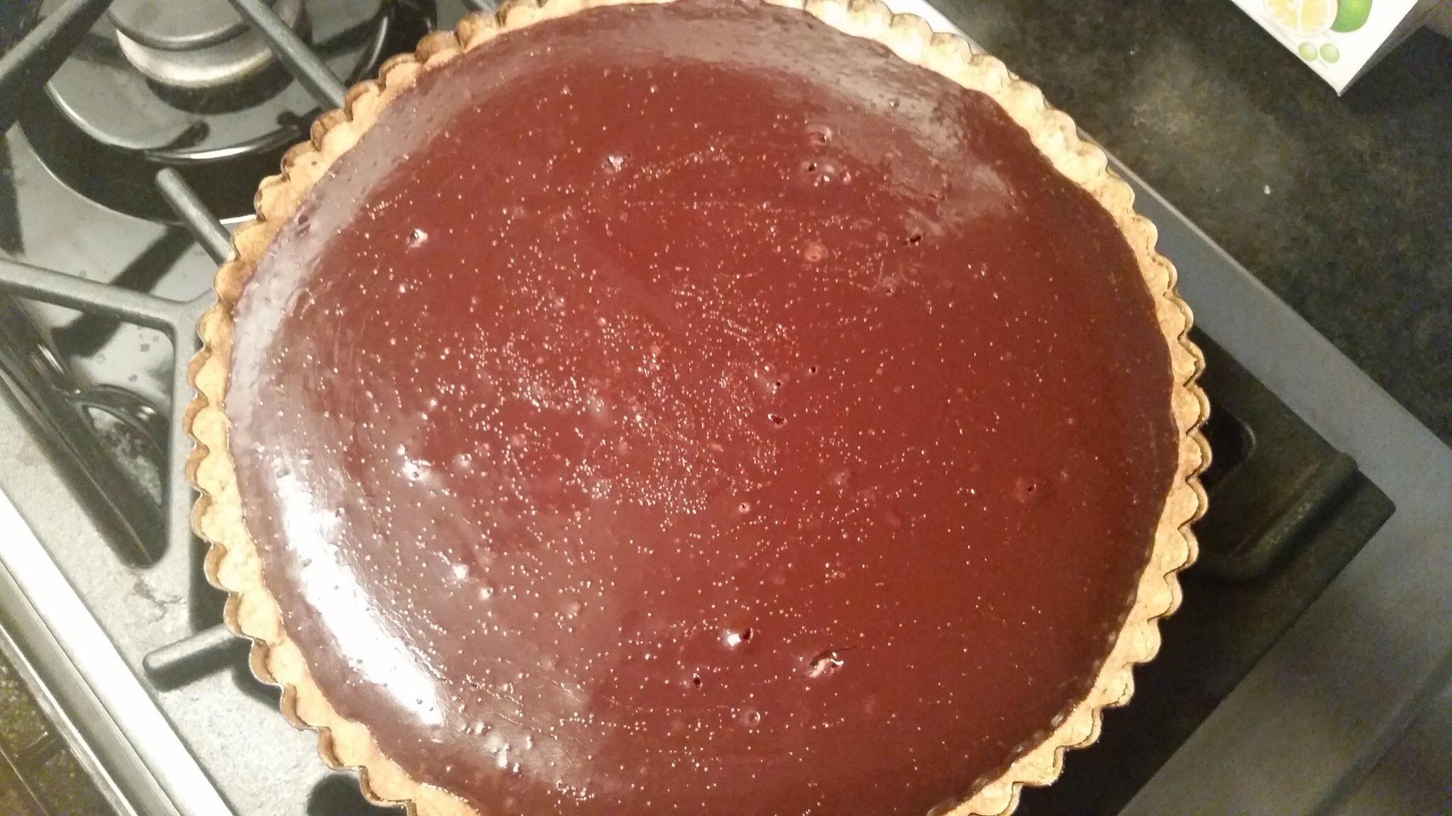 America S Test Kitchen Chocolate Tart